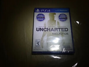 Uncharted  Nathan Drake collection  in Perfect Condition  Oliver