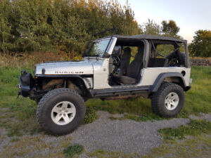 RARE 2005 Jeep TJ UNLIMITED RUBICON