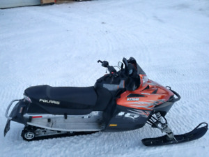 2007 Polaris IQ 600 H.O Cleanfire
