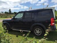 LandRover Discovery 3 2005(55)