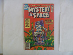 MYSTERY IN SPACE by DC Comics