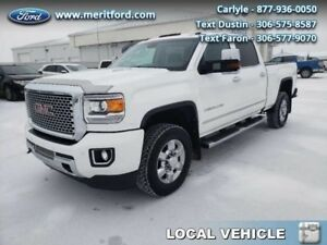 2016 GMC Sierra 3500HD Denali  WON'T LAST LONG ONLY 30,500 KM!