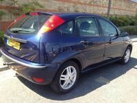 2005 54 FORD FOCUS 1.6 ZETEC ( Low Miles )