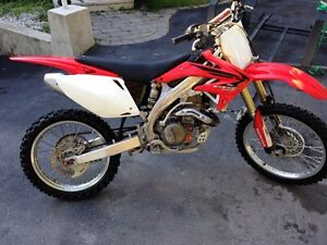 Crf 450 ultra clean