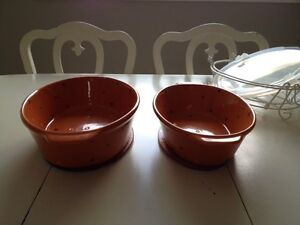 Beautiful Bakeware/Serving Pieces/Storage Containers