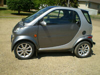 2005 Smart Car- Passion Coupe (2 door) Diesel- $5750. (Reduced)