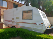 Madison single axle Off Road 18ft bunk caravan shower/ toilet North Richmond Hawkesbury Area Preview