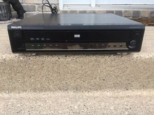 Philips DVD Video/SACD Changer