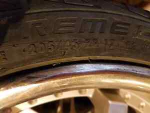 Motegi wheels and tires for sale Regina Regina Area image 1