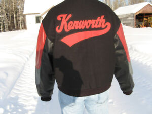 Men's Kenworth Trucking Jacket - NEW UNUSED - 3XL Tall