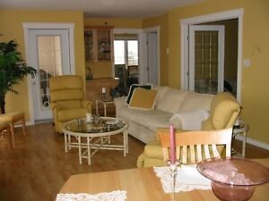 Beautifully furnished available September 1st.