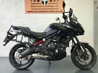 2015 Kawasaki Versys KLE FFF 650 3000 Miles only