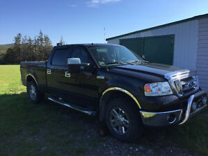 2008 Ford F-150 Crewcab Pickup Truck