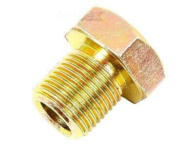 Sump Plug 34 Jic For Massey Ferguson 35 3 Cyl 65 135 165 175 178 185 188