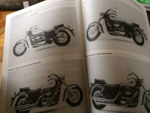 1998 Kawasaki Vulcan 1500 Service Manual Supplement Regina Regina Area image 3