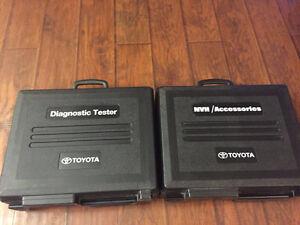 Diagnostic scanner tester