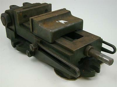 Heavy Machinist Angle Vise Palmgren Slide Tilting Table 10a4