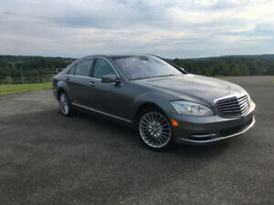 2010 Mercedes-Benz S 550 4 MATIC