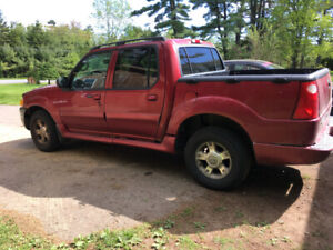 2004 sport-trac for parts $650 FIRM