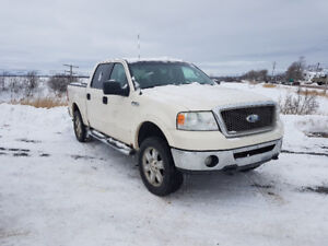 2007 F150 4X4 LARIOT LEATHER SUNROOF NEW TIRES $2500 FIRM WOW!!