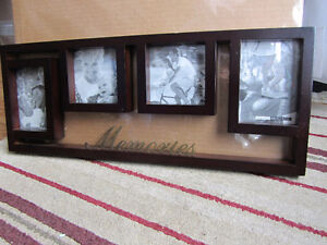 """Memories"" Picture Frame"