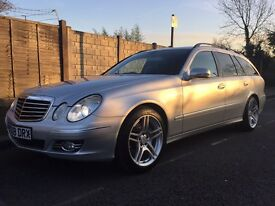 Mercedes e-class W211 E280 cdi SPORT, estate, diesel, SWAP for Volvo Xc90.
