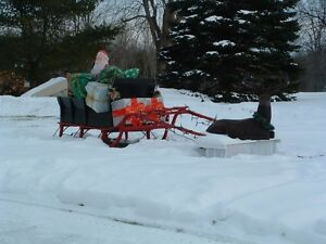 Horse Sleigh Cutter Cornwall Ontario image 3
