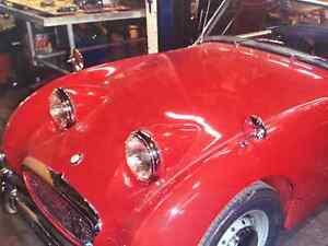 CONVERTIBLE 1960 AUSTIN HEALEY BUGEYE SPRITE MK1