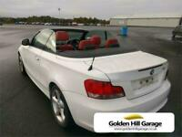 2010 BMW 1 Series 2.0 118I SPORT 2DR Convertible Petrol Manual