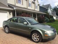 2003 Volkswagen Passat V6 Manual