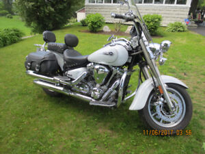 2006 YAMAHA Road Star MOTORCYCLE, 1700 cc