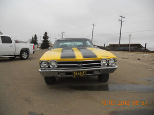 Classic Chevelle SS - Must sell