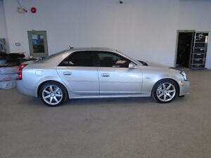 2005 CADILLAC CTS-V! 400HP SPORT SEDAN! NAVI! ONLY $14,900!!!!