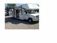 2011 Class C Coachmen Freelander Motorhome for Sale