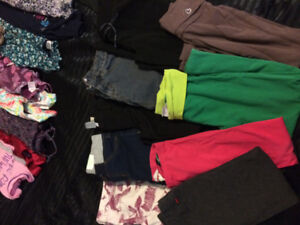 GUC 40pcs girls clothing lot, sz 6x-8