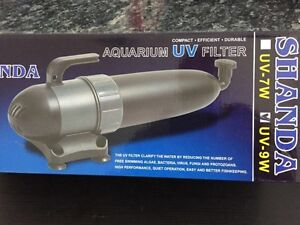 UV Sterilizer with Built In Pump Blacktown Blacktown Area Preview