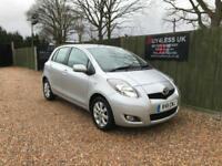 2011/11 Toyota Yaris 1.33 T Spirit MMT Full Toyota History 7 Stamps P/X Welcome