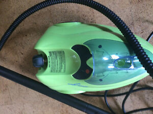 PRO STEAM CLEANER for everything in home etc WITH ALL ACCESORIES