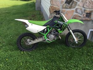 Kx 85 Monster échange 65