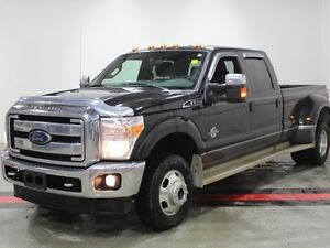 2014 Ford F-350 Super Duty Lariat  - NAVIGATION - Heated Seats -
