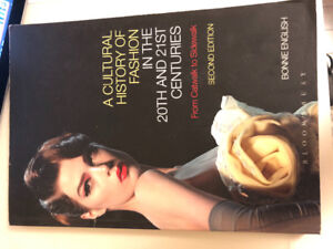 A cultural history of fashion 2nd edition