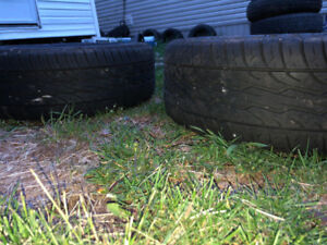 Tires for sale 20 each FIRM, 16 inch