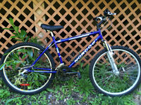 Blue Norco Mountaineer!