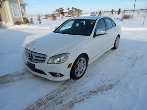 2008 Mercedes-Benz C-Class C350 4matic Sedan