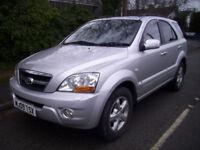 2009 (09 reg), SUV KIA Sorento 2.5 CRDi XT 5dr