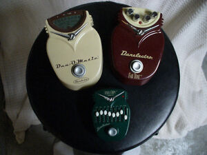 For Sale: Danelectro pedals