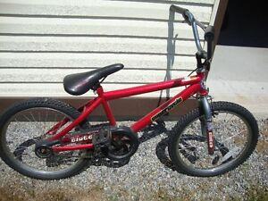 "SUPERCYCLE  CLUTCH  20"" BMX  BIKE"