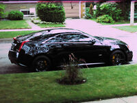2011 Cadillac CTS cts-v Coupe (2 door)