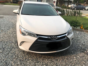 2017 Toyota Camry - Like new (Low KMs) - $20900