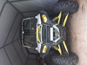 Looking for gen 1 can am renegade parts, and rzr 800 parts